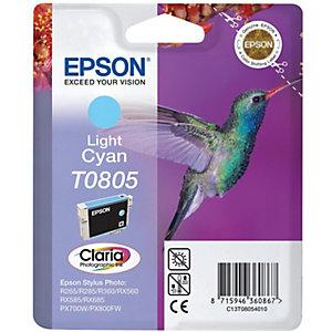 Epson Bläckpatron (light cyan) T0805 Claria