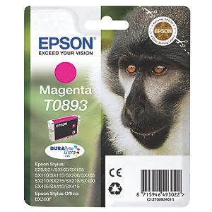 Epson DuraBrite Ultra T0893 väripatruuna (magenta)