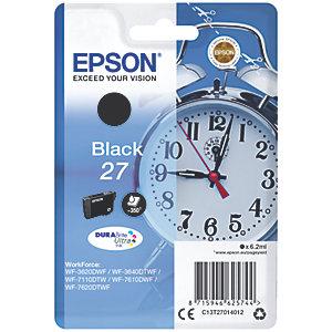 Epson DuraBrite Ultra 27 mustekasetti (musta)