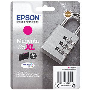 Epson DuraBrite Ultra 35XL bläckpatron magenta
