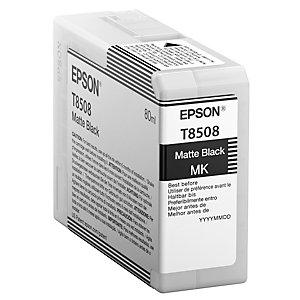 Epson UltraChrome HD T8508 muste (mattamusta)