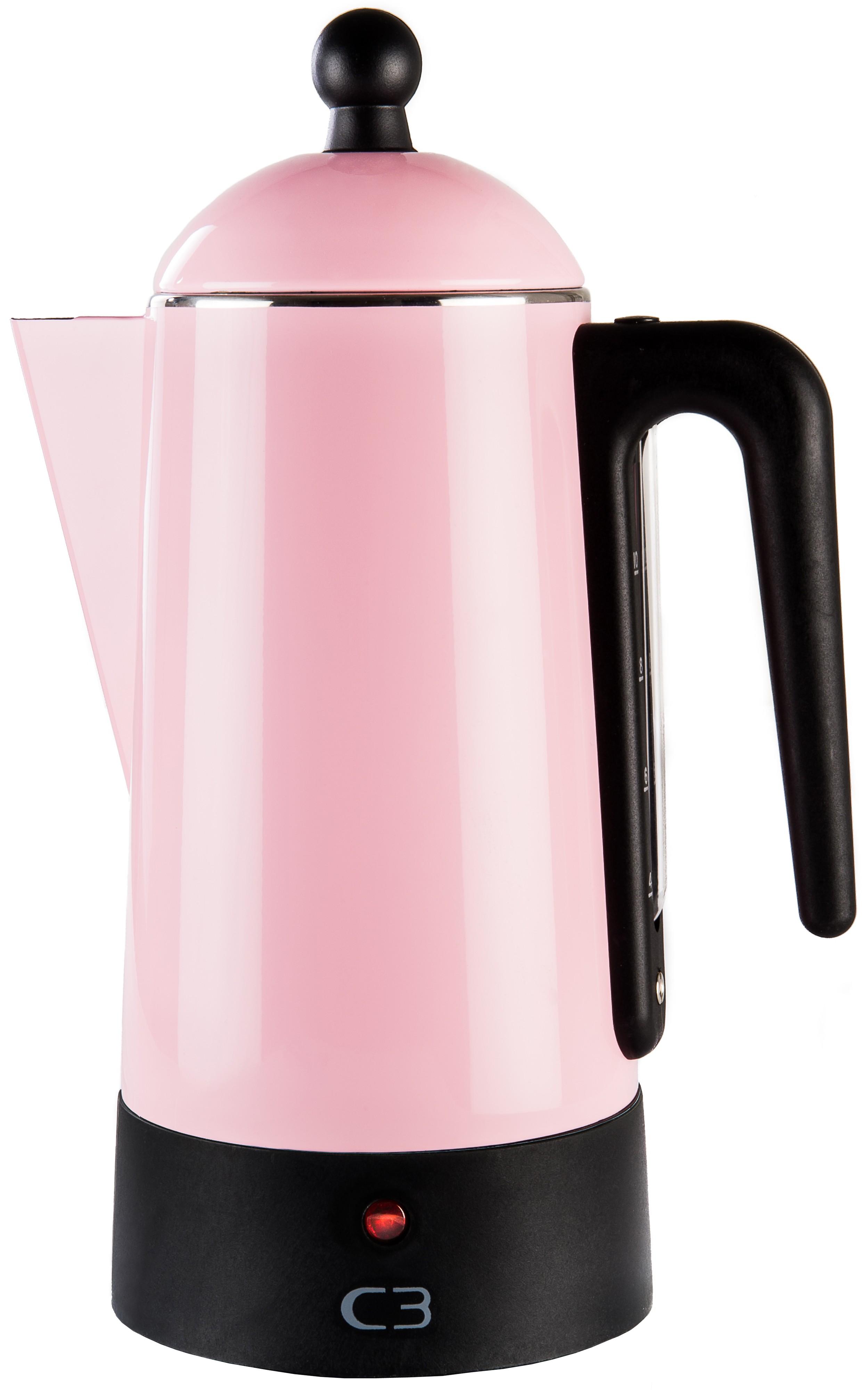 30-30204ECO : C3 Perkulator C3030207ECO (rosa)