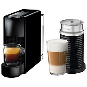 Nespresso Essenza Mini kapselmaskin C30 + Aeroccino