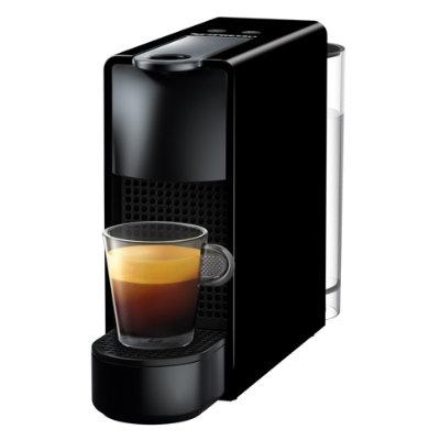 nespresso essenza mini kapselmaskin c30 sort kapselmaskin elkj p. Black Bedroom Furniture Sets. Home Design Ideas