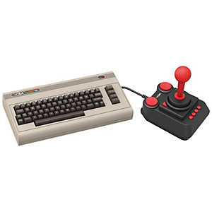 The Commodore 64 Mini konsoli