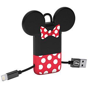 Tribe Keyline Lightning-kabel (Minnie Mouse)