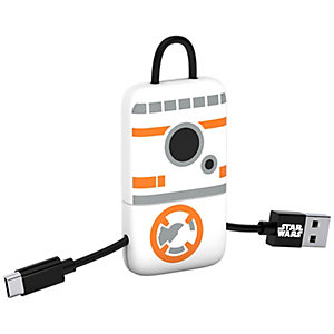 Tribe Keyline Micro USB-kabel (BB8)