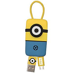 Tribe Keyline Micro USB-kabel (Minions)
