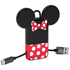 Tribe Keyline Micro USB-kabel (Minni Mus)