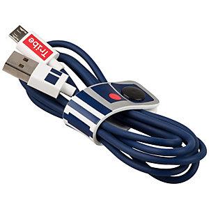 Tribe Micro USB-kabel 120 cm (R2D2)