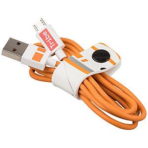Tribe Micro USB-kabel 120 cm (BB8)