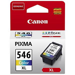 Canon Bläckpatron CL-546XL Cyan Magenta Gul