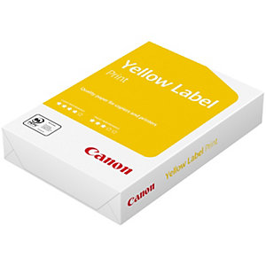 Canon Yellow Label kopiopaperi A4 (500 arkkia)