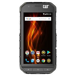 CAT S31 smartphone (svart)