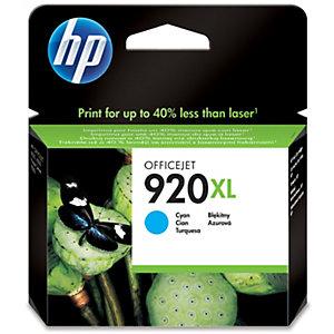 HP 920XL mustekasetti (syaani)