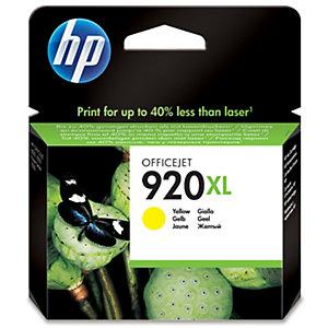 HP 920XL mustekasetti (keltainen)