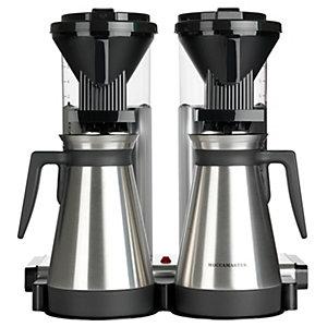 Moccamaster Double Kaffebryggare KBGT 741