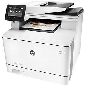 HP LaserJet Pro MFP M477fdn - multifunksjonsskriver (farge)