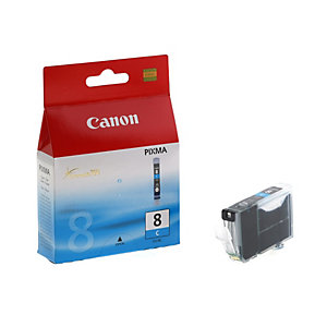 Canon CLI-8 Bläckpatron - cyan