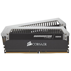Corsair Dominator Platinum DDR4 minne 16 GB
