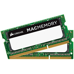 Corsair Mac DDR3 SO-DIMM minne 8 GB