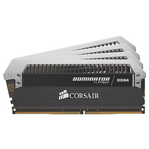 Corsair Dominator Platinum DDR4 minne 32 GB