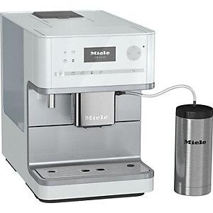 Miele kaffemaskin CM6350 (hvit)