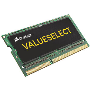Corsair DDR3 SO-DIMM minne 4 GB
