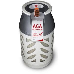 AGA-nestekaasut nyt Gigantin myymälöissä - Gigantti