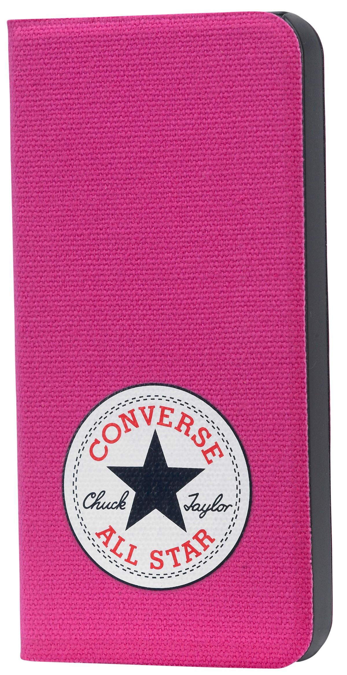 410870-686 : Converse mobildeksel til iPhone 5 (rosa)