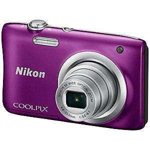Nikon CoolPix A100 digikamera (violetti)