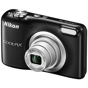 Nikon CoolPix A10 Kompaktkamera (svart)