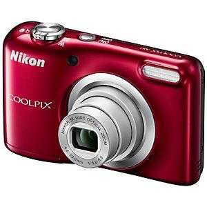 Nikon CoolPix A10 kompaktkamera (rød)