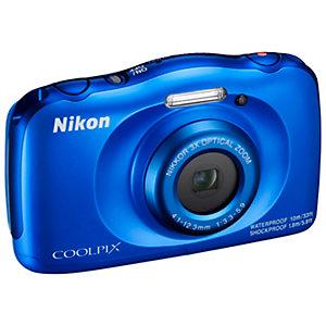 Nikon CoolPix W100 digikamera (sininen)