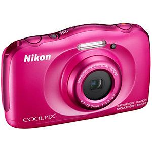 Nikon CoolPix W100 kompaktkamera (rosa)