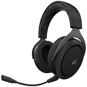 Corsair HS70 Wireless pelikuulokkeet (musta)