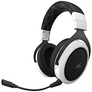 Corsair HS70 Wireless pelikuulokkeet (valkoinen)