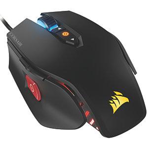 Corsair M65 PRO RGB gaming datormus (svart)