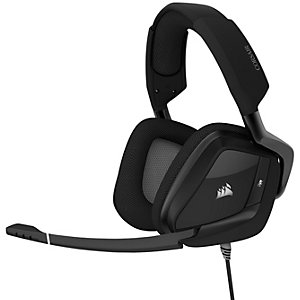 Corsair Void Pro RGB USB gaming-headset (sort)