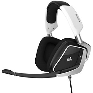 Corsair Void Pro RGB USB gaming-headset (hvit)