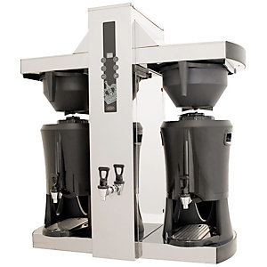 Coffee Queen Double Tower kaffetrakter (400V)