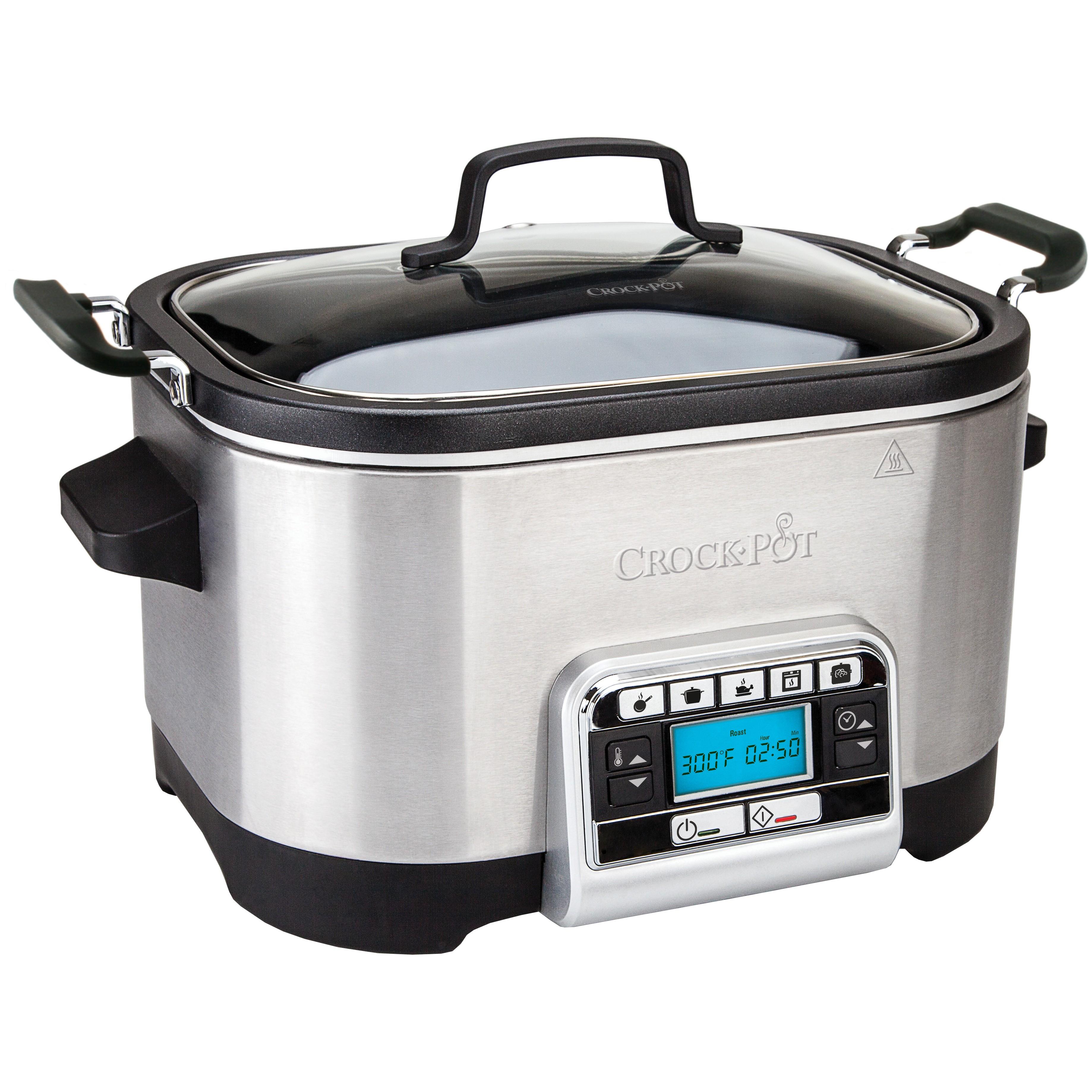 Crock-Pot -CROCKP201014 Multi Cooker 5.6 l price - Enligo.com