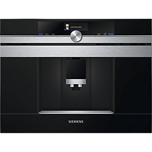 Siemens Integrerad Kaffemaskin CT636LES1