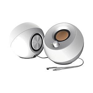 Creative Pebble 2.0 USB högtalare (vit)