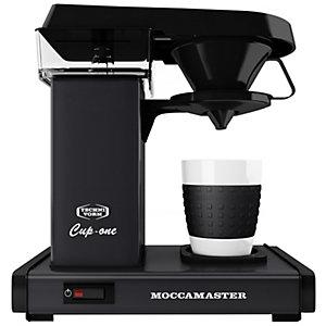 Moccamaster Cup One Kaffebryggare (svart)