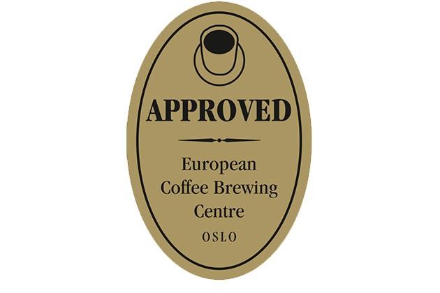 Valikoimastamme löydät kahvinkeittimet, joilla on ECBC:n hyväksyntä.