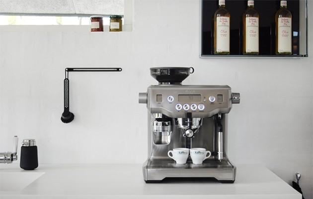 Ylellisyyttä kahviautomaatilla
