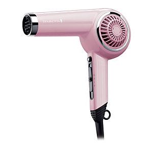 Remington Retro hårføner (rosa)