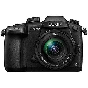 Panasonic Lumix GH5 spegellös ILC systemkamera