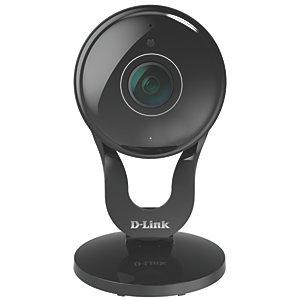 mydlink DCS-2530L panoramic Full HD-kamera (sort)